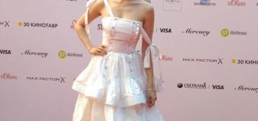 Чиповская в платье невесты, Мороз в ультрамини и другие звезды на «Кинотавре-2019»