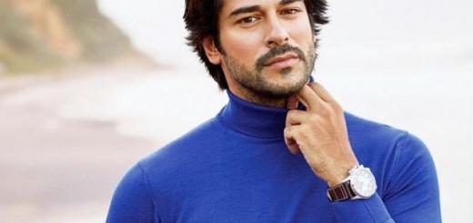 Турецкий актер Бурак Озчивит впервые показал новорожденного сына (ФОТО)