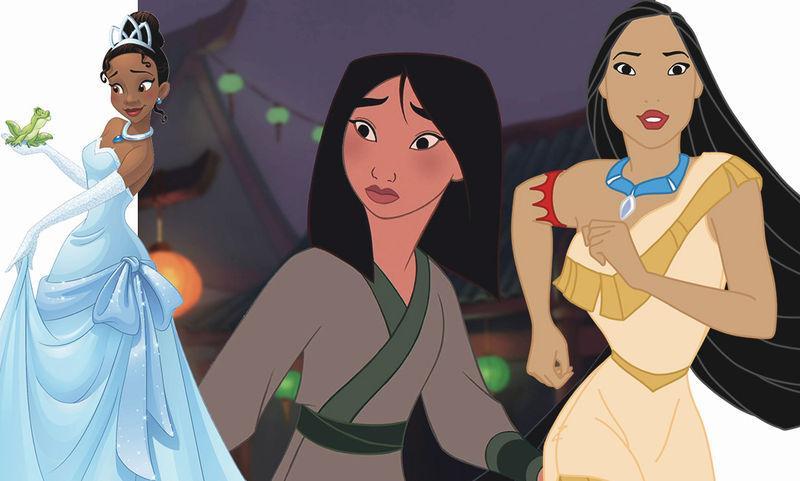 Эмансипация сказок: как меняются принцессы Диснея