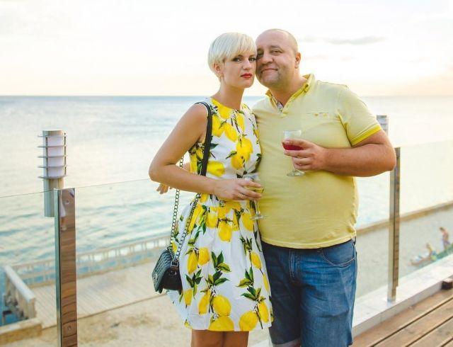 Екатерина и Егор Крутоголовы отмечают кружевную свадьбу: редкие фото пары