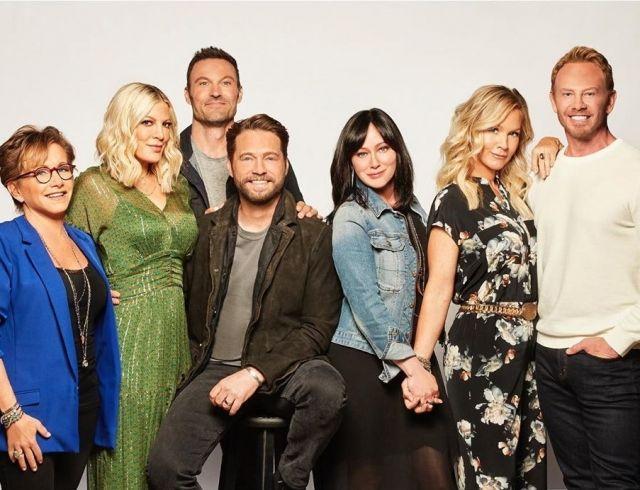 """Они снова вместе: вышел новый тизер """"Беверли-Хиллз, 90210"""""""