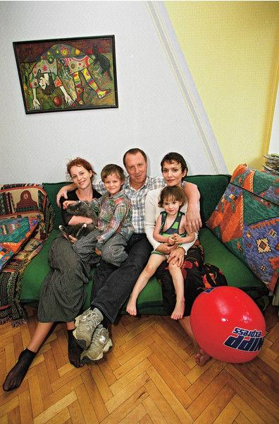 Владимир Стеклов: «Я больше склоняюсь к домострою»