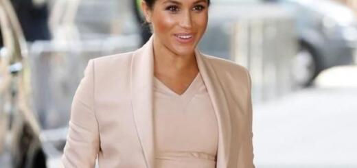 В благотворительных целях: Меган Маркл вместе с брендом Marks and Spencer выпустит линейку одежды