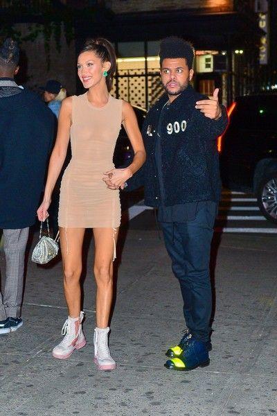 Белла Хадид похудела на фоне скандалов с бойфрендом