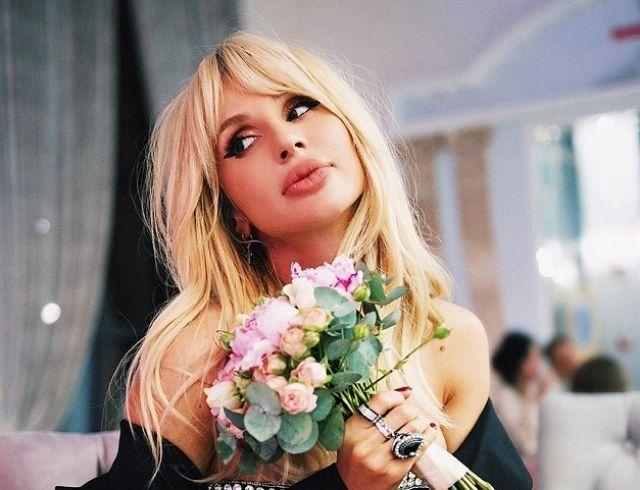 LOBODA сделала пикантный снимок в честь концерта Тилля Линдеманна в Москве (ФОТО)