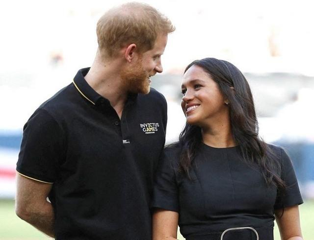 Уже третья: Меган Маркл и принц Гарри нашли новую няню для сына