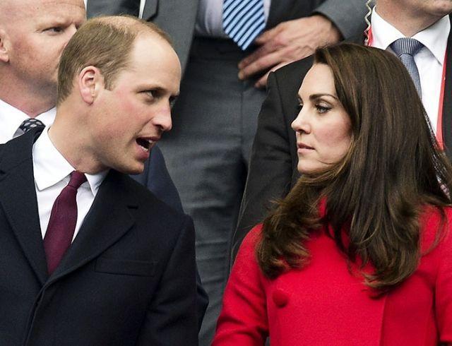 Горькое поражение: Кейт Миддлтон обиделась на принца Уильяма из-за проигрыша