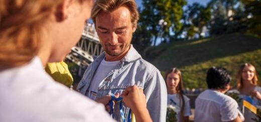 """""""Це був виклик для всієї моєї команди, і ми його прийняли!"""": як Алан Бадоєв і Олена Коляденко впорались з організацією """"Ходи Гідності"""" до Дня Незалежності (ФОТО)"""
