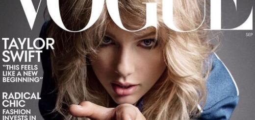 Персона года: Тейлор Свифт стала звездой сентябрьского Vogue (ФОТО)