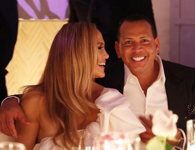 Как прошла помолвка Дженнифер Лопес и Алекса Родригеса? (ФОТО)
