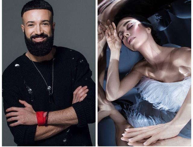 Итальянский Vogue опубликовал съемку украинского фотографа Вадима Яцуна и примы-балерины Екатерины Кухар
