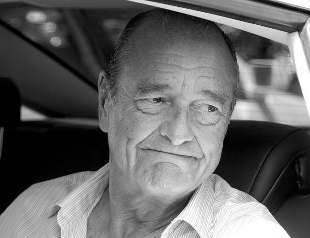 Умер Жак Ширак, экс-президент Франции...