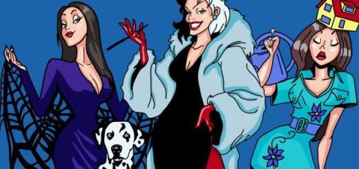 5 самых популярных костюмов на Хэллоуин, или Как отмыть свою репутацию после праздника