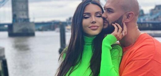 СМИ: Джиган и Оксана Самойлова станут родителями в четвертый раз!