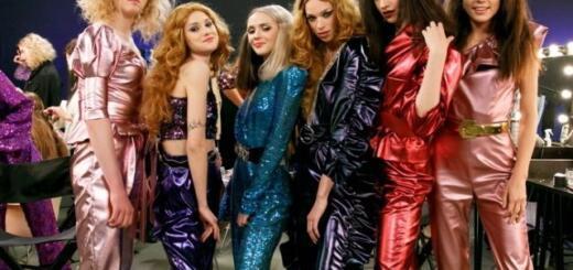 """Участницы """"Топ-модели по-украински"""" превзошли Майли Сайрус (ФОТОРЕПОРТАЖ)"""