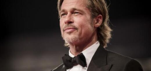 Новая роль: Брэд Питт станет амбасадором итальянского бренда Brioni