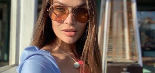 Алена Водонаева поделилась секретом своей «сладкой жизни»