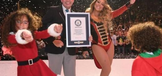 Хит Мэрайи Кэри All I Want For Christmas Is You трижды трижды поставил рекорд Гиннесса