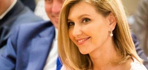 С мужем и детьми: первая леди Украины Елена Зеленская снялась для обложки Vogue (ФОТО)