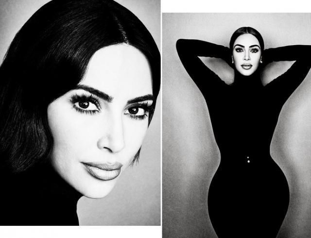 Ким Кардашьян появилась на обложке журнала и рассказала об откровенных фото, славе и провалах