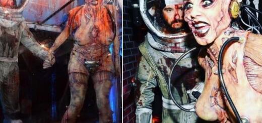 Самый страшный костюм на Хэллоуин-2019: Хайди Клум снова стала королевой праздника (ФОТО+ВИДЕО)