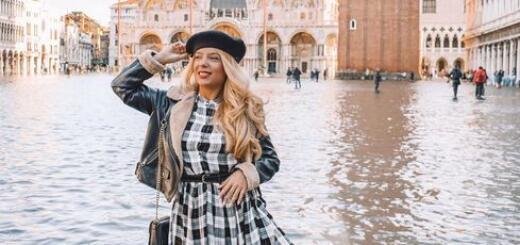 20 невероятных фото прямиком из затопленной Венеции