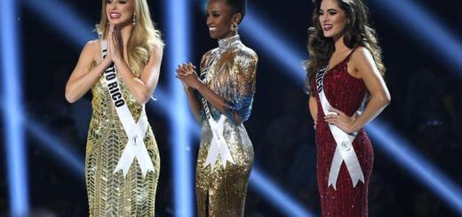 Черная грация: названа новая «Мисс Вселенная — 2019»