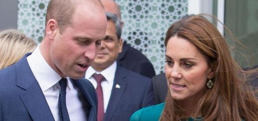 Кейт Миддлтон запретила мужу обнимать ее на людях