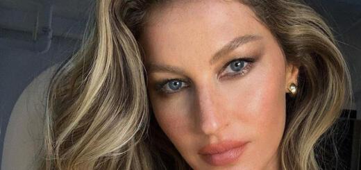 39-летняя Жизель Бундхен показала идеальный пресс в бикини