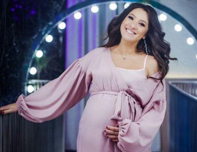 Наталка Карпа впервые стала мамой