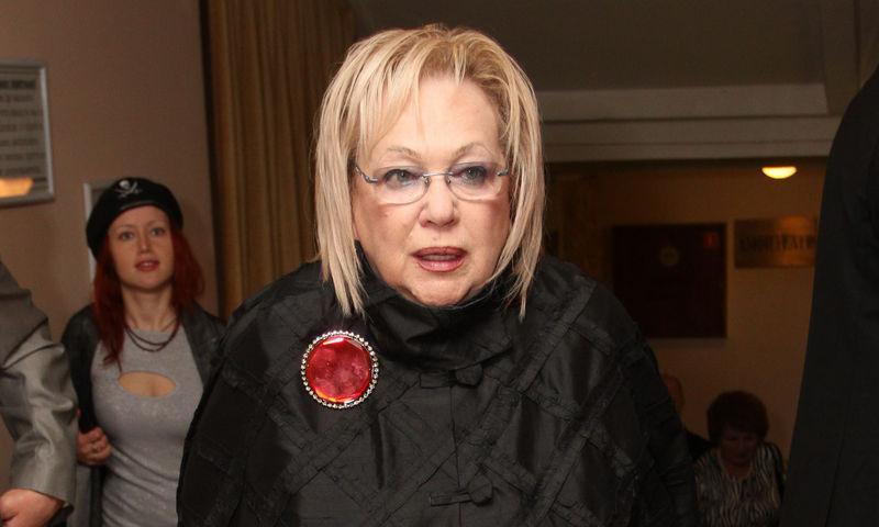 Галина Волчек впала в кому после госпитализации