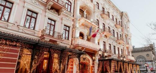 """Малоизвестные факты о легендарном одесском отеле """"Бристоль"""""""