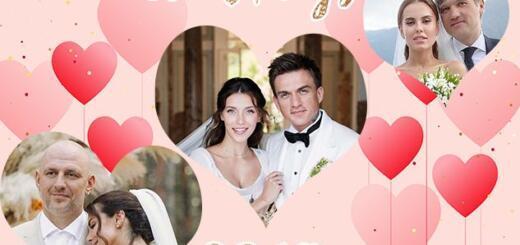 Самые громкие свадьбы звезд в 2019 году