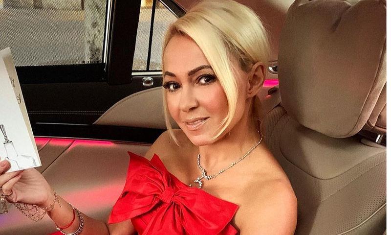 Рудковская попыталась обмануть своих подписчиков