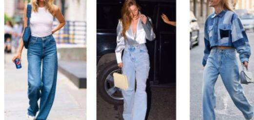 Джинсовая мода: какие джинсы носить в 2020 году (ФОТО)