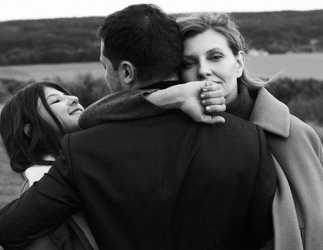 Елена Зеленская трогательно поздравила мужа с днем рождения (ФОТО)