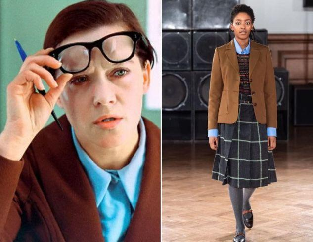 """Как у той самой """"мымры"""": стиль Людмилы Прокофьевной покажут на Неделе моды в Лондоне"""