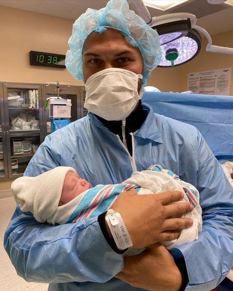 Джиган и Оксана Самойлова стали родителями в четвертый раз!