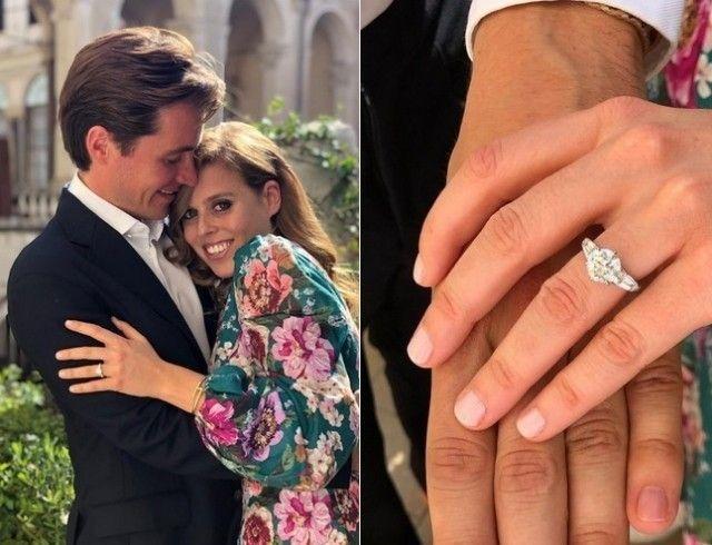 Стала известна дата свадьбы принцессы Беатрис