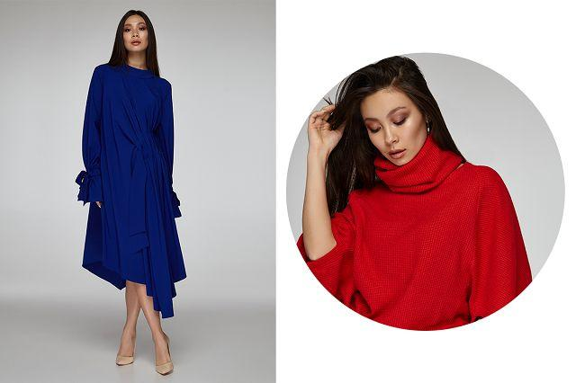 Одежда-трансформер и весенние мотивы в новой коллекции украинского бренда SOLH