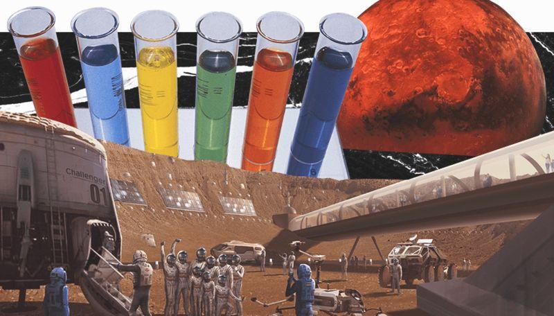 Сперма, космос и женщины: заселят ли люди новую планету