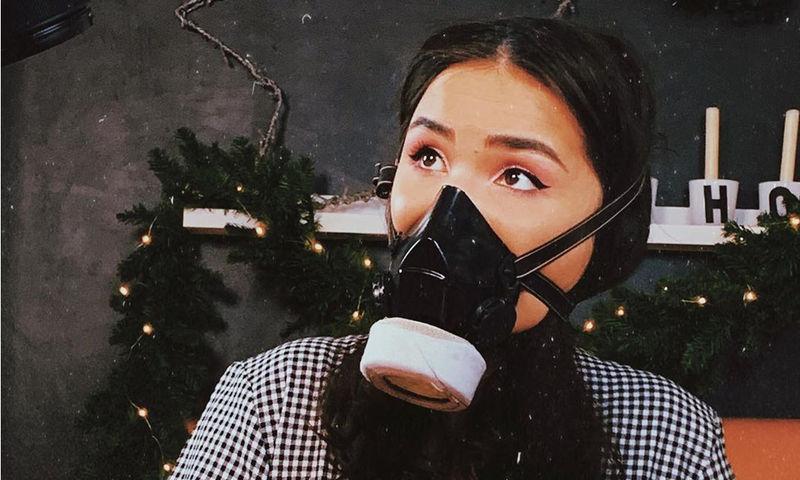 Блогер показала, как сделать маску своими руками: пошаговая инструкция