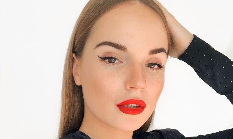 Блогер Саша Спилберг рассекретила своего возлюбленного