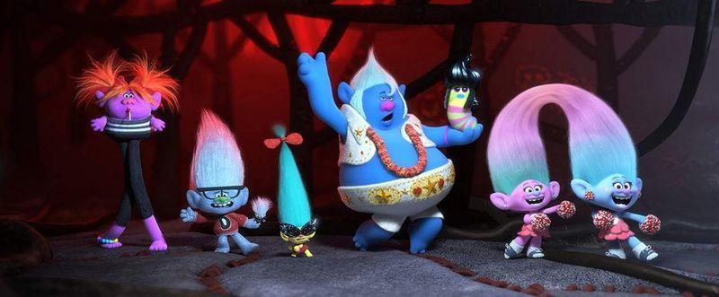 Мульты весны: Скуби-ду, супергерой-малыш, меломаны-тролли и город роботов!