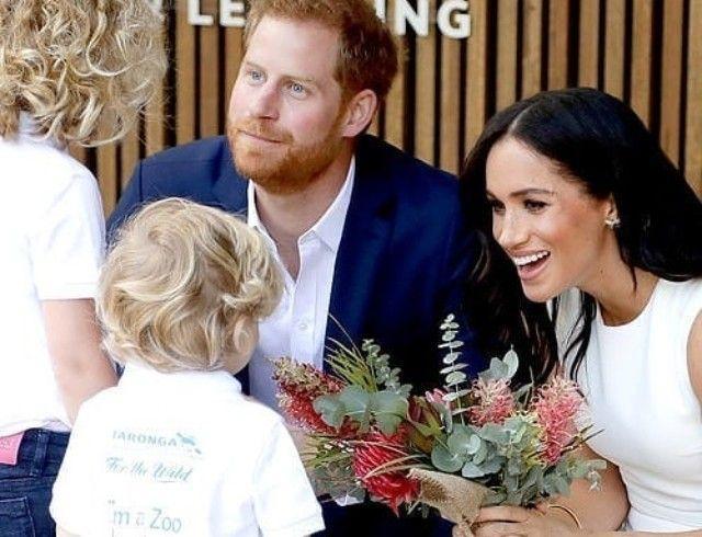 Принц Гарри и Меган Маркл открывают новый благотворительный фонд, названный в честь сына Арчи