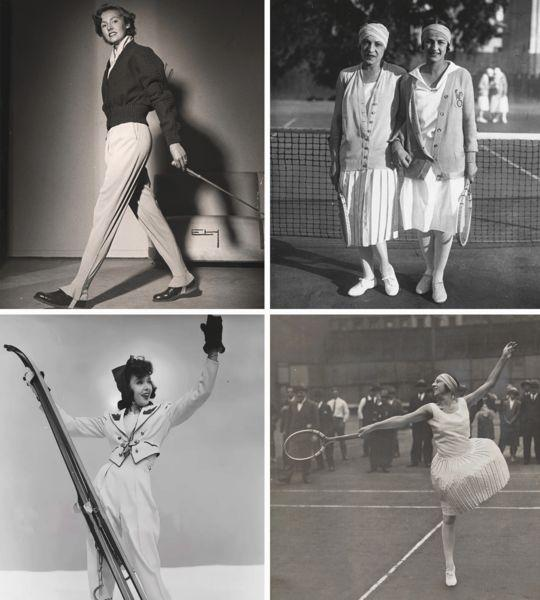 История тренда: спортивный костюм