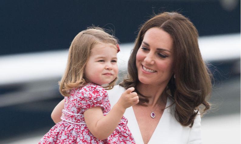 Как принцесса Шарлотта празднует день рождения в изоляции