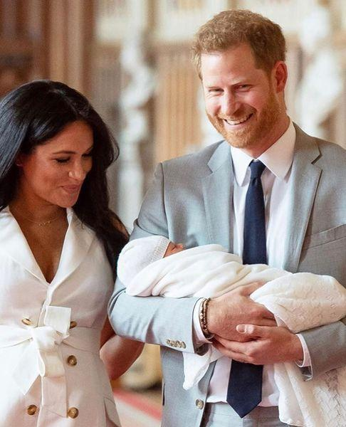 Малышу Арчи исполняется годик: как отметит праздник сын Меган Маркл и принца Гарри