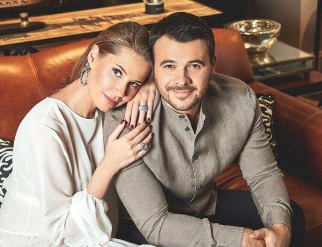 Эмин Агаларов разводится со второй женой, моделью Аленой Гавриловой