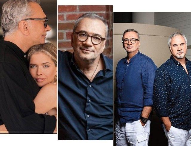 Константину Меладзе исполняется 57: вспоминаем самые успешные проекты музыкального продюсера
